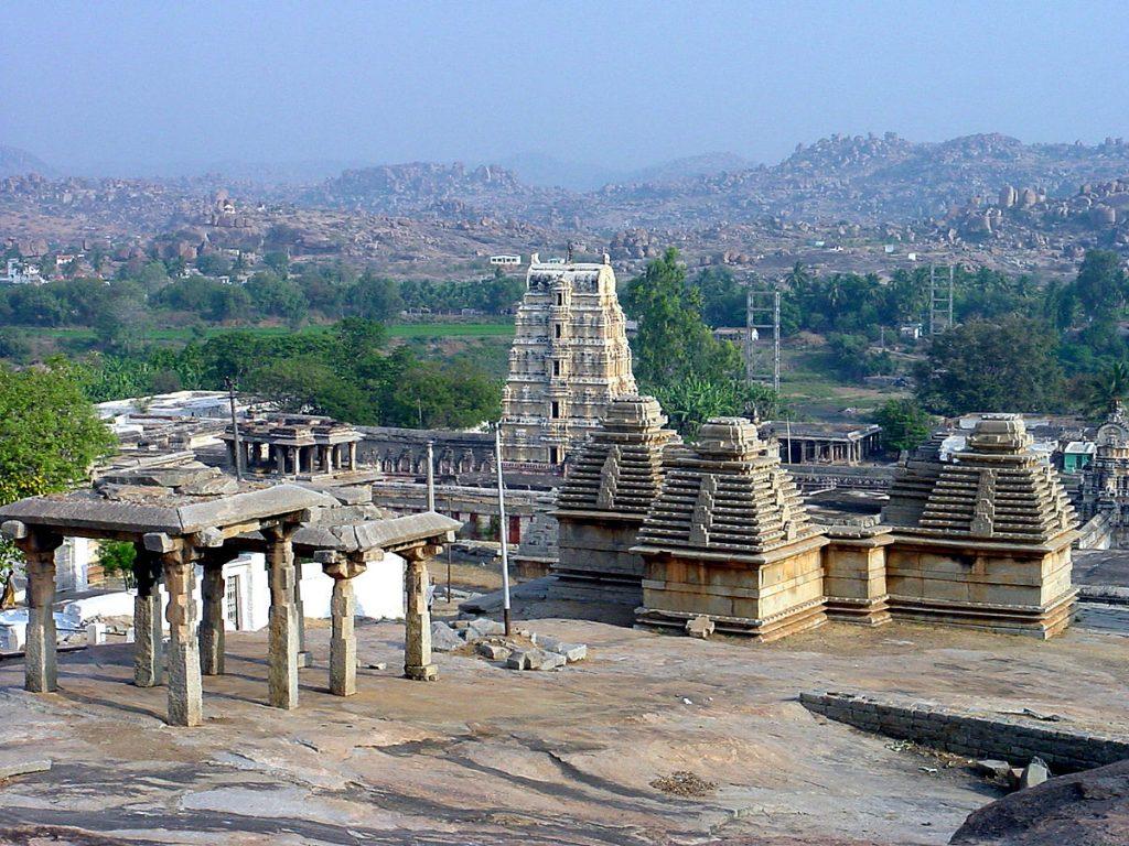 Hampi Karnataka, india