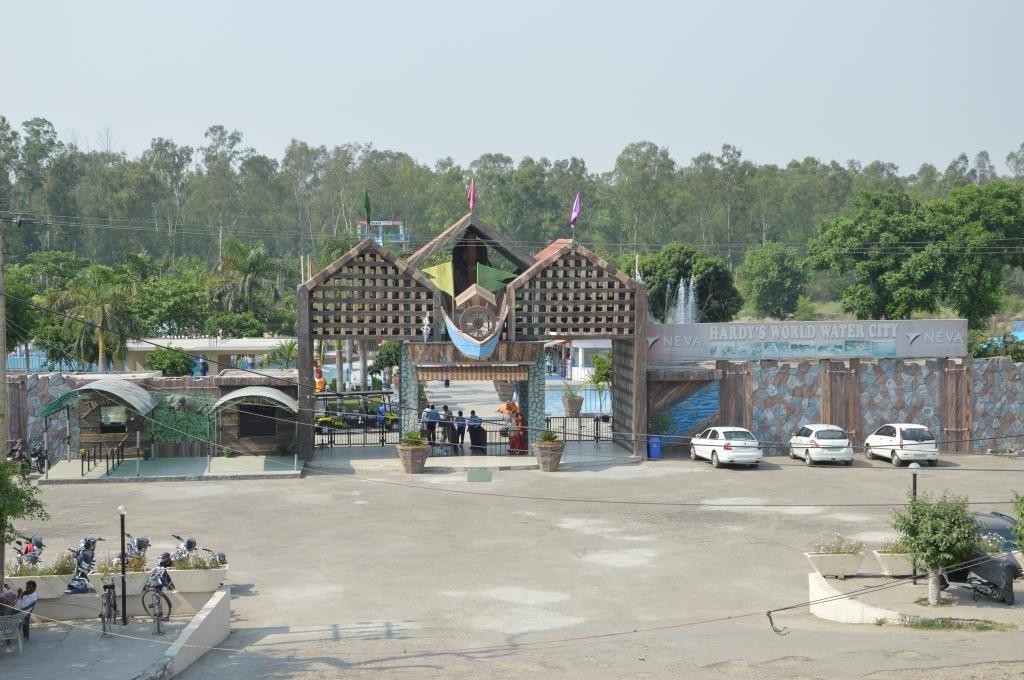 Hardy's World Amusement Park,Ludhiyana