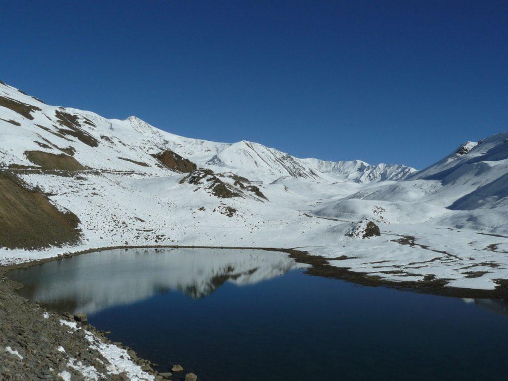 Suraj Tal Lake