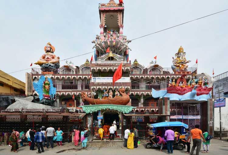 Vaishno Devi Temple, Haridwar