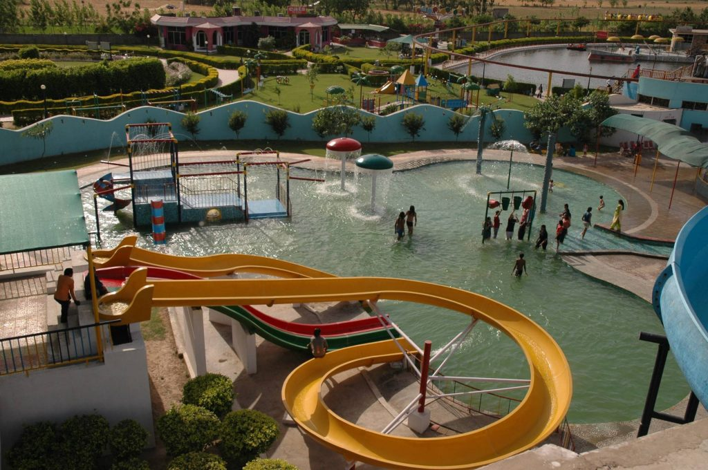 Thunder Zone Amusement and Water Park