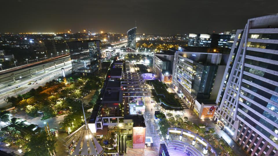 Cyber Hub Gurgaon
