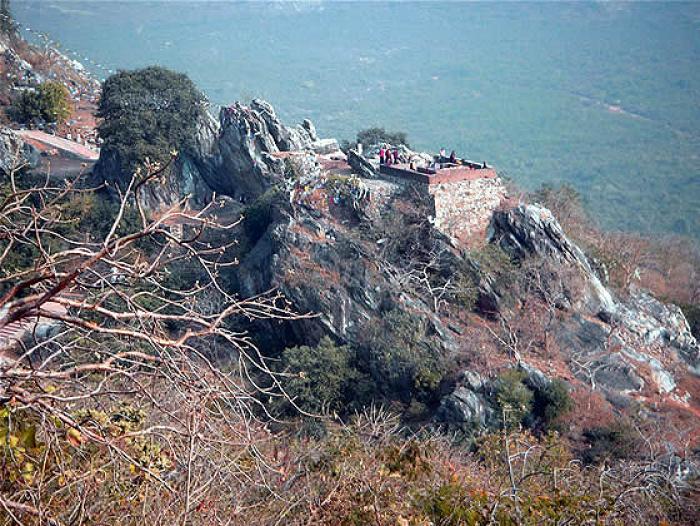 Griddhakuta Peak, Rajgir