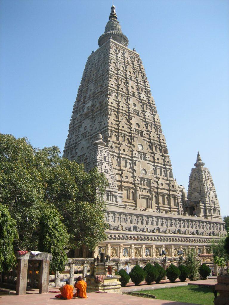 mahabodhi temple bodh gaya bihar