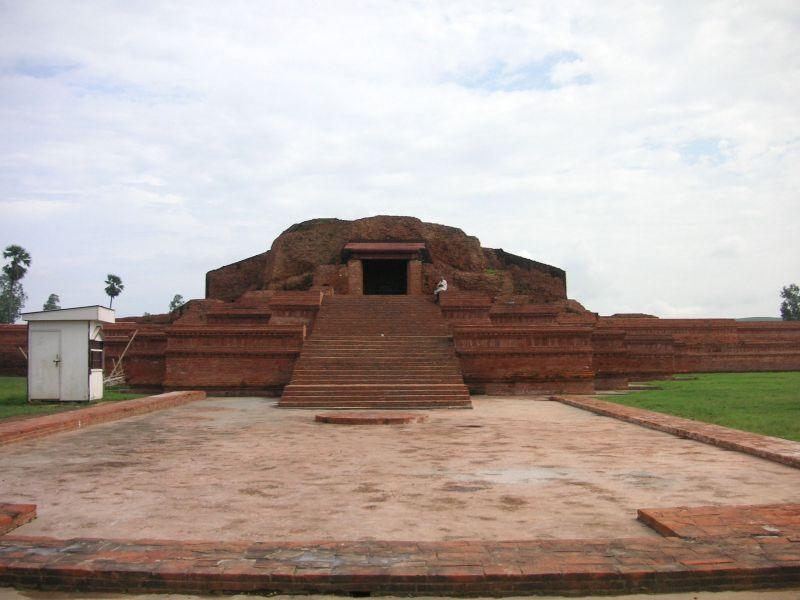 Vikramshila Ruins, Bhagalpur