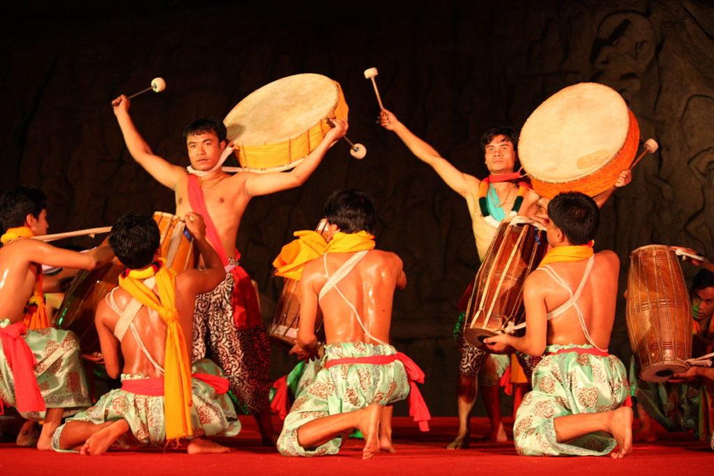 Dance Festival of Mamallapuram