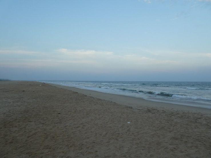 Pallava Beach